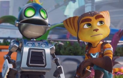 An Impressive Extended Look At Ratchet & Clank: Rift Apart