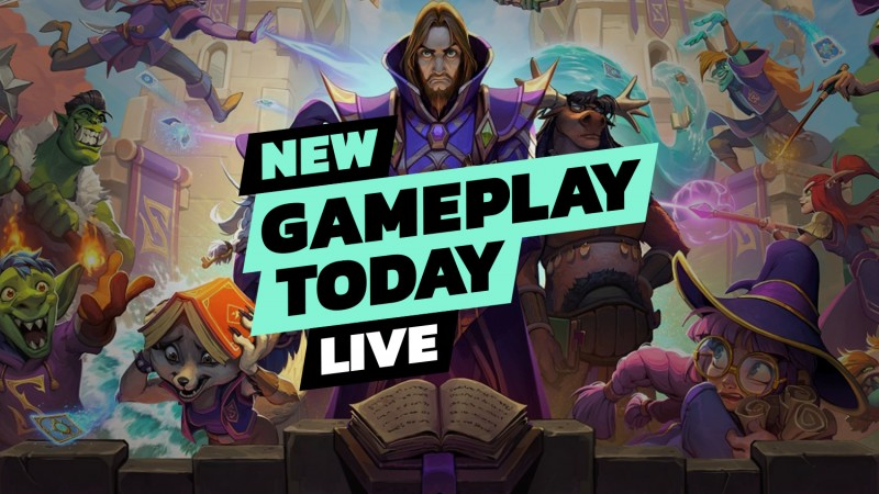 Hearthstone Scholomance Academy – New Gameplay Today Live