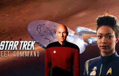 Star Trek Fleet Command Will Let Players Experience Every Timeline In Series History