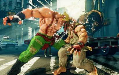 Street Fighter 5 and PUBG are September's PlayStation Plus games
