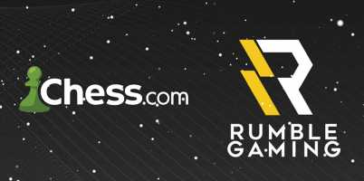 Chess.com Signs Esports Talent Agency Rumble Gaming to Enhance Sponsorship, Broadcast Strategy