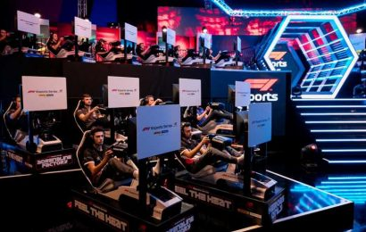Formula One Announces $750K Prize Pool For 2020 F1 Esports Series
