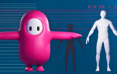 'Fall Guys' Developer Reveals Characters are Six Feet Tall