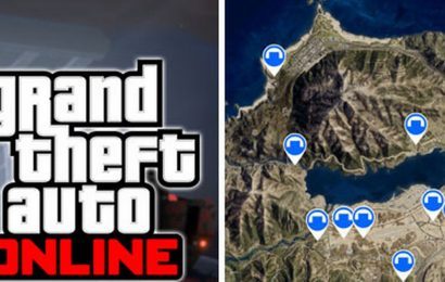 GTA 5 Online Best Bunker location from Gunrunning update