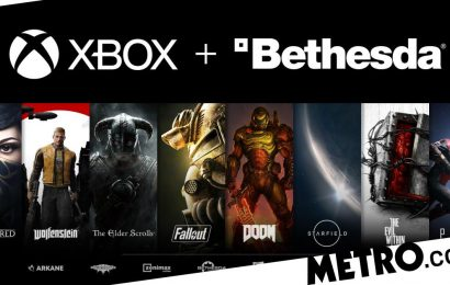 Bethesda bought by Microsoft in massive boost to Xbox Game Pass
