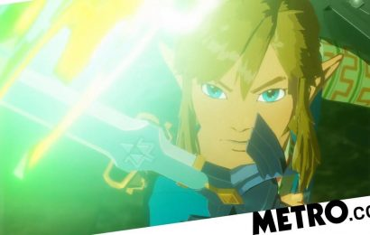 Hyrule Warriors prequel to Zelda: Breath Of The Wild out this year