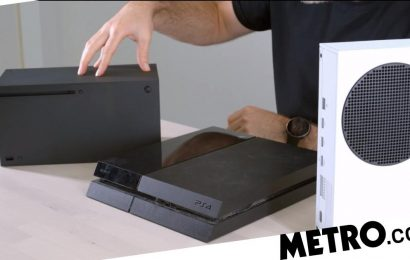 Xbox Series X and Xbox Series S unboxing videos show how small the consoles are