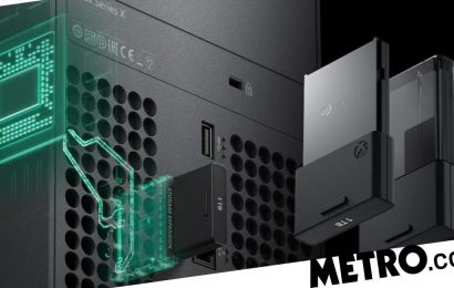 Xbox Series X and S SSD 1TB Storage Expansion Card costs £159 in the UK