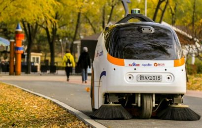 Idriverplus raises over $14.6 million for autonomous street cleaners and cars
