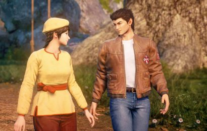 Shenmue Is Getting Turned Into Anime Series, Inclusion Of Forklifts Unclear