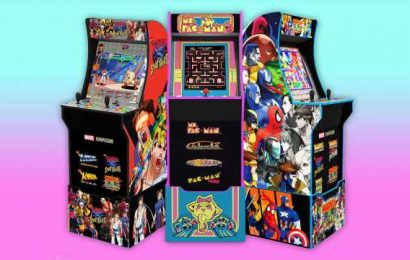 Marvel Vs Capcom And More Arcade1Up Cabinets Available For Pre-Order