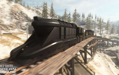 """Call Of Duty: Warzone Train — Dev Has """"Lots Of Ideas"""" For It"""