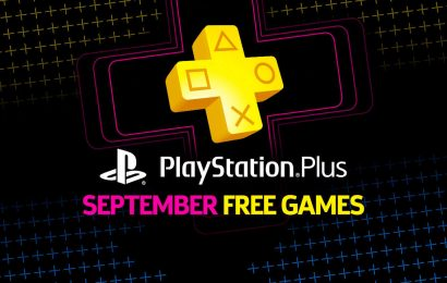September 2020's Free PlayStation Plus Games