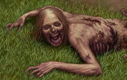 Magic The Gathering Is Collaborating With The Walking Dead And 2021 Sets Revealed
