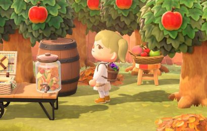Animal Crossing September Seasonal Items Still Available For A Limited Time