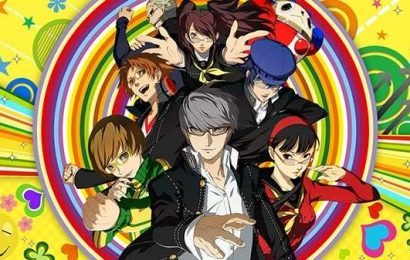 Persona 4 Golden Gets Its First Patch On PC