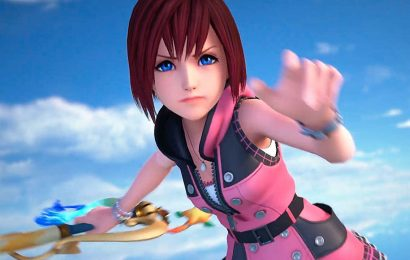Kingdom Hearts: Melody of Memory Preorders Are Live