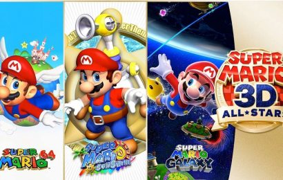 Super Mario 3D All-Stars Physical Preorders Still Available At Best Buy, Sold Out Elsewhere