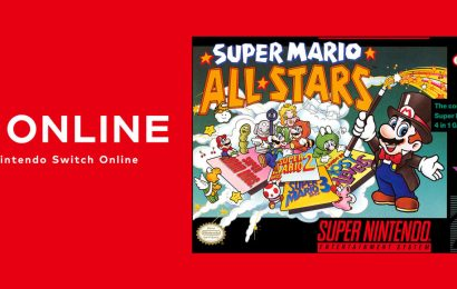 Original Super Mario All-Stars Is Now Live On Nintendo Switch Online