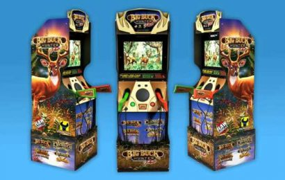 Big Buck Hunter Arcade1Up Cabinet Pre-Orders Available Now