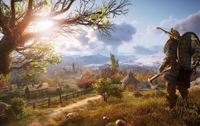 Assassin's Creed Valhalla Release Date Moves Forward To Xbox Series X And S Launch