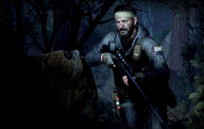 Here's A Brief Look At Zombies Mode In Call Of Duty: Black Ops Cold War
