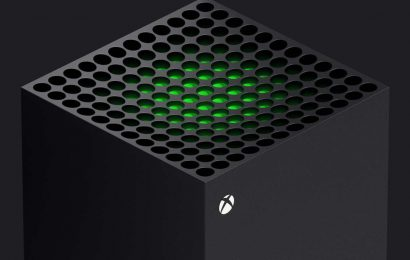 Here's Our First Look At The Bottom Of The Xbox Series X