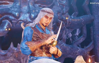 Prince Of Persia: Sands Of Time Remake Revealed During Ubisoft Forward