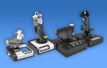The Best HOTAS Flight Stick For Star Wars Squadrons And Microsoft Flight Simulator