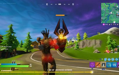 Fortnite Gorger Locations: Where To Destroy Gorgers And Gatherers (Week 5 Guide)