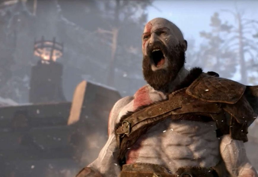 God Of War Announced At PS5 Event