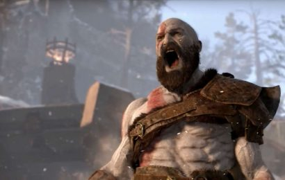 God Of War Sequel Announced At PS5 Event