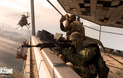 Call of Duty: Warzone Could Be Coming To Mobile