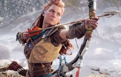 Horizon Forbbidden West Will Also Release On PS4, Not Just PS5