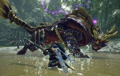 Switch's Monster Hunter Rise Is Getting Its Own Amiibo Figures
