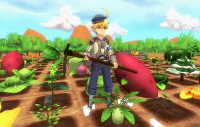 Rune Factory 5 Nintendo Switch Footage, Details Revealed