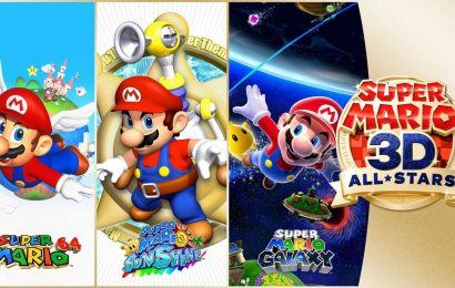 Super Mario 3D All-Stars Has A Day One Update