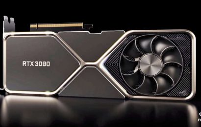 "Nvidia Further Explains Botched RTX 3080 Launch, Citing ""Unprecedented Demand"""