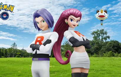 Pokemon Go Is Holding A Team Rocket Event Before Jessie And James Leave Next Week