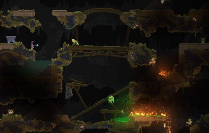 Magical Action Roguelike Noita Leaves Steam Early Access In October