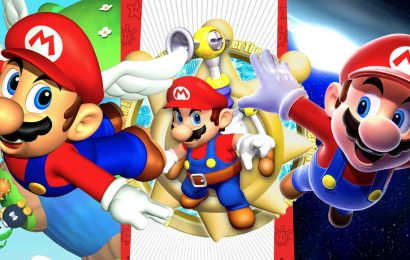 Super Mario 3D All-Stars Had A Huge Opening In The UK