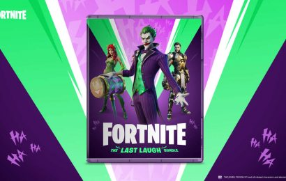 Fortnite's First Next-Gen Bundle Is Up For Preorder At Amazon
