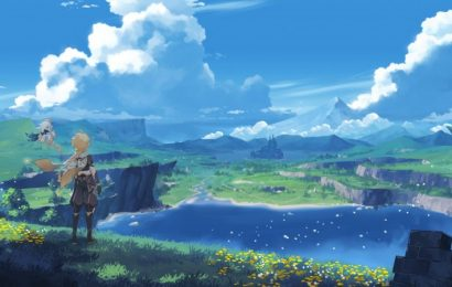 """Genshin Impact Devs Say Zelda: Breath Of The Wild Was A Big Inspiration, But Their Game Is """"Very Different"""""""