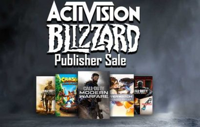 Activision Blizzard Xbox Games On Sale, Includes Modern Warfare And Overwatch