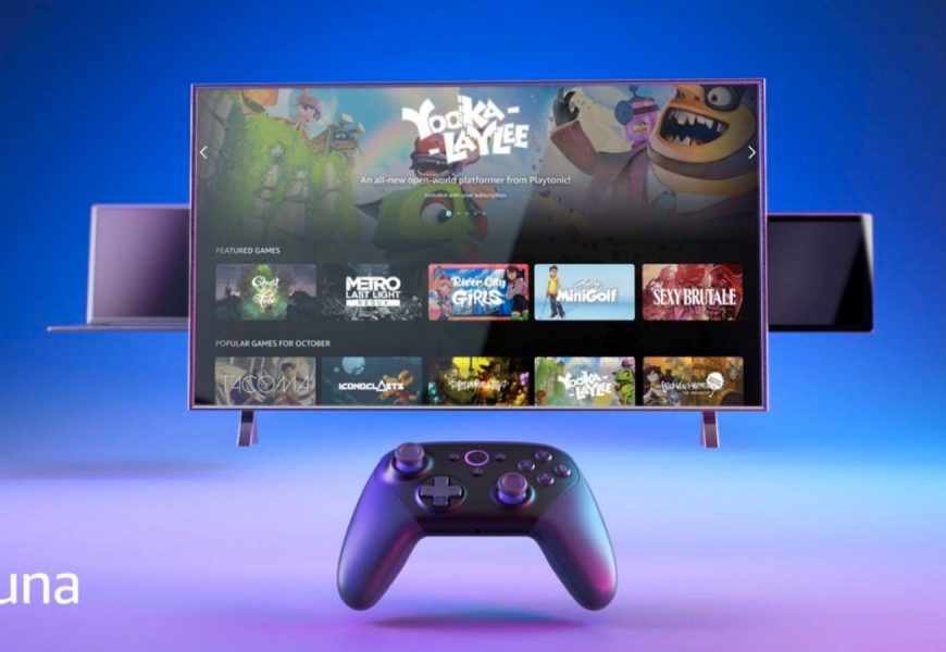 Amazon Unveils Luna, Its New Game Streaming Platform