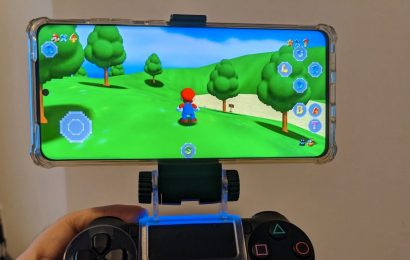 Super Mario 64 Can Run Natively On Android Without An Emulator