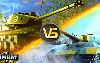 Atari Announces Atari Combat: Tank Fury For iOS and Android