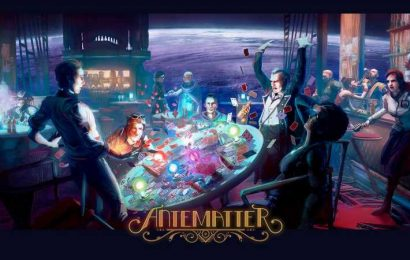 Grift, Smuggle and Gamble Your Way To Victory In Antematter, The World's First Poker Strategy Game