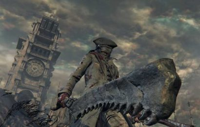 Cut Bloodborne Boss Now Playable Thanks To Mods