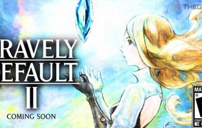 Bravely Default 2 Was Rated in Australia, Suggesting Release Soon